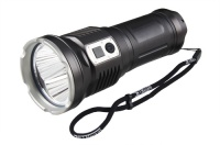 surefire tactical flashlight - Three-headed Flashlight 3300LM
