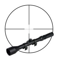 3-7x28 rifle scope