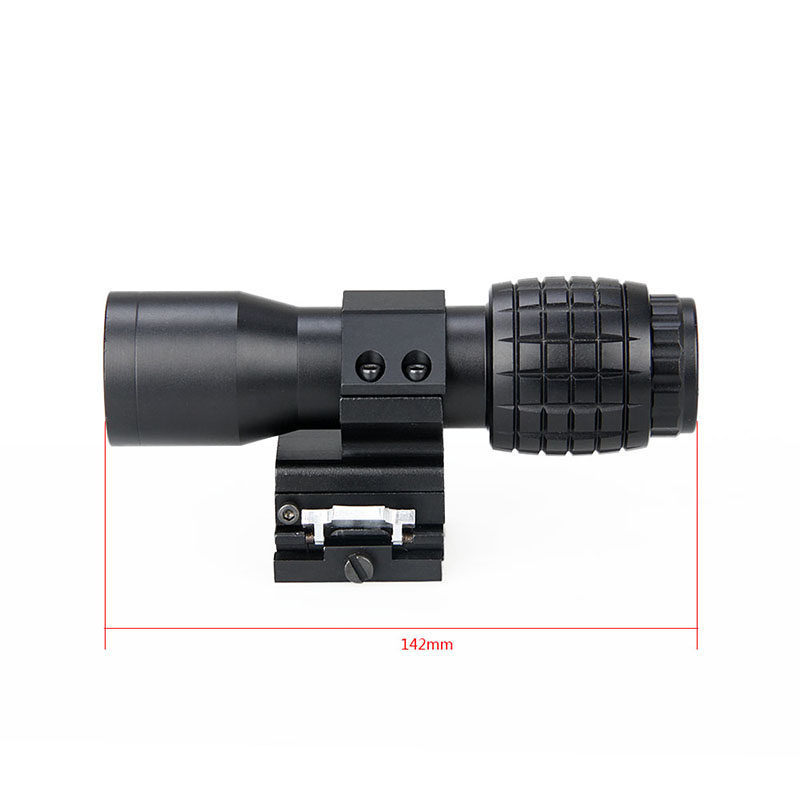 rifle scope with rangefinder built in - 4XScope